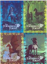 Harry Potter Order Of The Phoenix Complete Boxtopper Foil Chase Card Set BT1-4