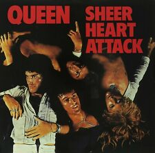Queen Sheer Heart Attack Banner Huge 4X4 Ft Fabric Poster Tapestry Flag Print