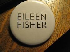Eileen Fisher American Clothing Fashion Designer Advertisement Pocket Mirror