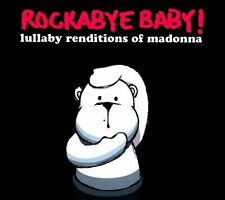 NEW ROCKABYE BABY! LULLABY RENDITIONS OF MADONNA CD Material Girl Like a Virgin