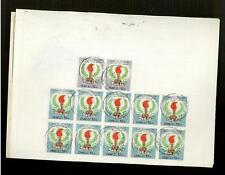 1994 Benghazi  Libya Parcel Receipt Cover India CV $275