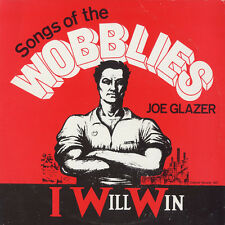 Joe Glazer - I Will Win: Songs of the Wobblies [New CD]