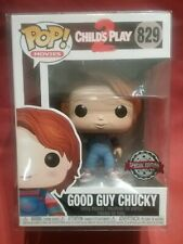 Funko Pop! Good Guy Chucky #829 from Childs play 2 Exclusive