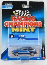 2018 RC 1:64  RACING CHAMPIONS MINT 2B = Blue 1977 AMC Pacer NIP