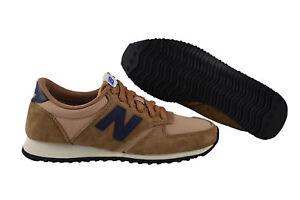 New Balance U420PTN tan Schuhe Sneaker beige