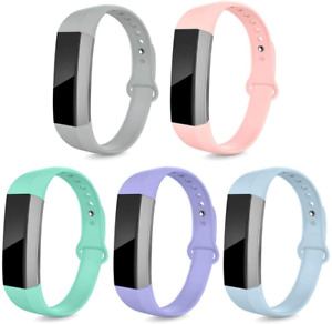 Fitbit Alta Hr Ace Fitness Tracker Band Breathable Soft Sport Strap Straps Only