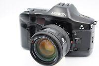 Minolta Maxxum 9xi SLR Camera w/35-105mm AF Lens & Hood from Japan