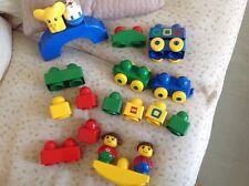 LOT DE GROS LEGO DUPLO 1er ÂGE.