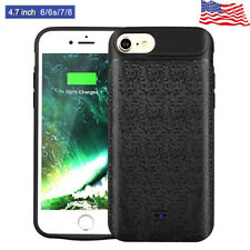 2500mAh External Battery Charging Case Cover Portable Power Bank for iPhone 6S 7