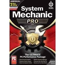 iolo System Mechanic Professional (PRO) - 1 PCs / 1 Year - Newest Version!!