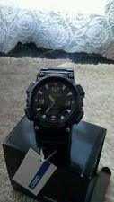 Casio Deportes Alarma Cronógrafo Reloj Resistente Solar Powered azules AQ-S810W -1 AVEF