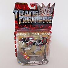 Transformers Movie ROTF Deluxe Class RECON RAVAGE N.E.X.T. NEW
