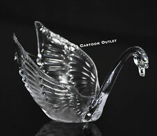 12 PC FILLABLE SWAN CLEAR  WEDDING FAVORS QUINCEANERA PARTY FAVORS RECUERDOS