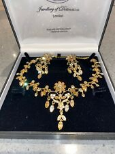 Kyles Collection Swarovski Crystals Complete Bridal Jewellery Set