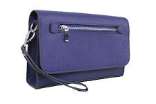 TCM Tchibo Damen Umhängetasche Schultertasche Handtasche Tasche blau