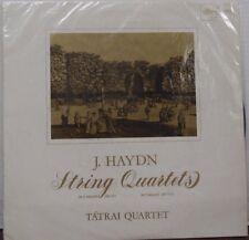 J. Haydn String Quartets Tatrai Quartet 33RPM SLPX11776   10117LLE
