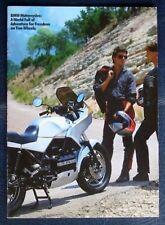 BMW BOXER + K SERIES - Motorcycle Sales Brochure - SEP 1986 - #611200520