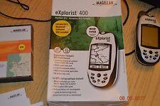 Magellan 400 Explorist waterproof handheld GPS