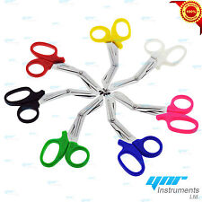 YNR Paramedic VET EMT EMS Trauma Shears Utility Bandage Fire Rescue Scissors CE