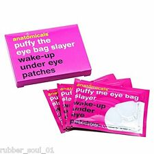 Anatomicals Under Eye Patches, Puffy Eye Bag Slayer Wake Up - Pack of 3
