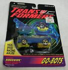 1994 Hasbro Transformers Robot in Disguise Sideswipe Go-Bots Super-Speed Racer