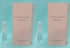2 ROMANCE by RALPH LAUREN Eau de Parfum Women's EDP Perfume Fragrance .05oz Mini