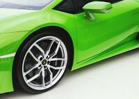 Awesome Green Sports Car Poster Size A4 / A3 Racing Vehicle Poster Gift #12307