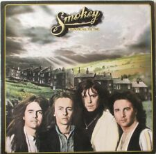 SMOKEY - Changing All The Time ~ VINYL LP