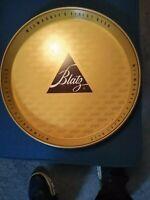 Blatz Metal Beer Trays Vintage - Milwaukee's Finest Beer