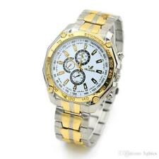 ORLANDO MEN'S Quartz STAINLESS STEEL LUXURY SPORT ANALOG QUARTZ WRIST Watch