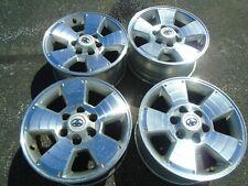 "2005-2017 Toyota Tacoma/4Runner 17"" Aluminum Wheel Rims Set of 4 OEM"