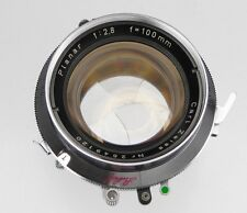 Carl Zeiss 100mm f2.8 Planar with Linhof shutter #2649120