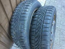 2xkomplette Allwetterreifen+Felgen 165/65R14 79T für Fiat Punto,Brava,Marea usw.
