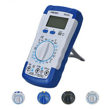 Digital Multimeter LCD Display With Backlight Automatic Polarity Indication Test