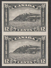 Canada #174a XF/NH Imperf Pair