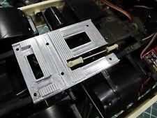 Aluminum Fifth Wheel Plate Motorized Support Leg Tamiya 1/14 King Grand Hauler