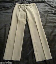 Damenhose,United Colors of Benetton,Gr. 42,grau,100% Polyester