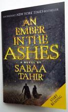 New Eccc 2017 An Ember In The Ashes Sabaa Tahir Chapter Sampler