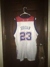 Mens Reebok Sz XL MICHAEL JORDAN Washington Bullets NBA Basketball Jersey