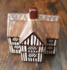 Vintage Suffolk Cottage Around the Corner Porcelain Hollywood Ca Made in England