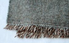 """Vintage Brown Mix Wool Scarf  50"""" x 10"""" inches"""