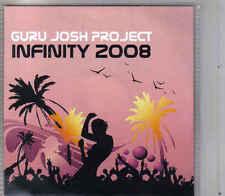 Guru Josh Project-Infinity 2008 Promo cd maxi single