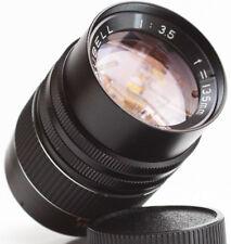 Aubell 135mm F/3.5 T2 Mount Preset Telephoto Lens For DSLR M4/3 Camera + Samples