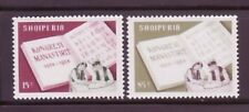 ALBANIA Sc 1191-2 NH ISSUE OF 1968 - BOOKS