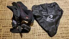 EVS RC-Evolution Race Collar (Black, Large)
