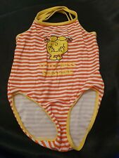 Lovely Girls M&S Little Miss Sunshine Swimming Costume Age 18-24 Months