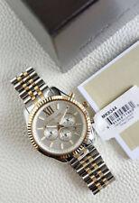 Michael Kors Lexington Two-tone Men's Watch - MK8344