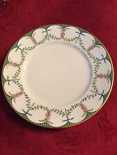 """Limoges Bread Plate Made In France 7.5"""""""