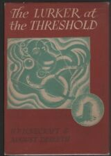 The Lurker At the Threshold by H. P. Lovecraft. 1st edition, Arkham House.