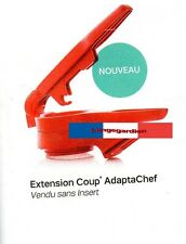 Extension Coup'Adaptachef TUPPERWARE NEUF